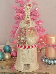 Eye Candy Creations - shop of fun vintage and whimsical one of a kind keepsakes and treasures.