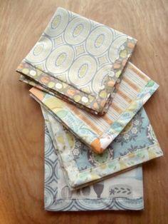 napkin tutorial   patchworkposse #holiday #napkin #diy