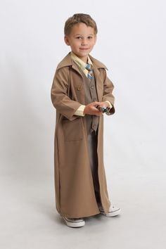 Dr. Who costumes for kids, 10th Doctor