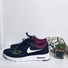 Women's Nike Air Max Thea Print Brand new with the original box, no lid.   ✈️ Ship within 24hrs  No Trades/No PayPal/Mercari ✅ Use Offer Feature to Negotiate Nike Shoes Athletic Shoes