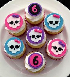 #monsterhighcupcakes