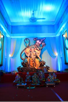 Let s Go for Ganpati Darshan in different areas of Surat Decoration, Decoration İdeas Party, Decoration İdeas, Decorations For Home, Decorations For Bedroom, Decoration For Ganpati, Decoration Room, Decoration İdeas Party Birthday. #decoration #decorationideas