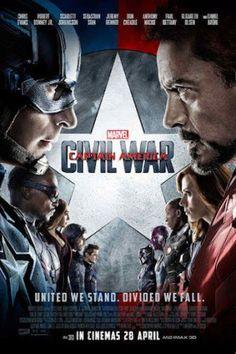 Captain America Civil War (2016) Hindi Dubbed Full Movie