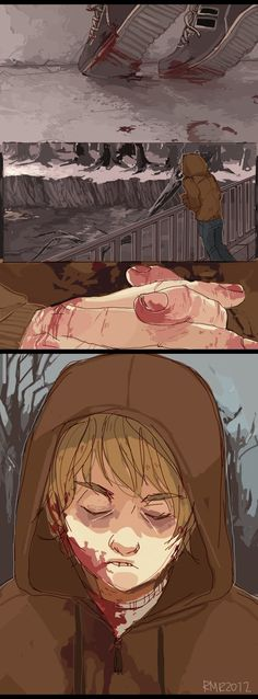 Skin by robomonster on deviantART Poor Kenny :'(