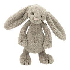 bashful bunny // at Darling Clementine