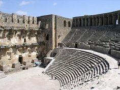 Aspendos Amphitheater - Turkey