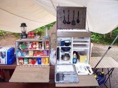 camping chuck box