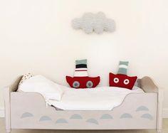 cuscini a forma di nave