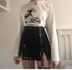 41 Ideas Style Inspiration Edgy Grunge For 2019 Style Outfits, Cute Casual Outfits, Mode Outfits, Retro Outfits, Grunge Outfits, Hipster Outfits, Hipster Clothing, Couple Outfits, Skirt Outfits