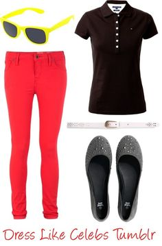 Blaine anderson inspired outfit 'its not unusual'  OMG, @Beth Clem !!