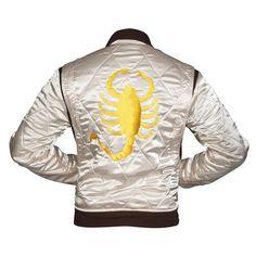 Satin Drive Jacket (Inspiration from Ryan Gosling)