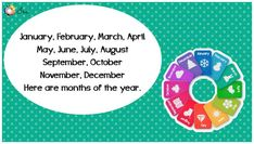 Months of the Year Rhymes for Kids - Ira Parenting List Of Months, Months In A Year, Rhymes Lyrics, Rhymes For Kids, Parenting, Rhymes For Children, Childcare, Natural Parenting