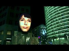 FACES OF BERLIN im FESTIVAL OF LIGHTS vom 16.10.2011 - YouTube