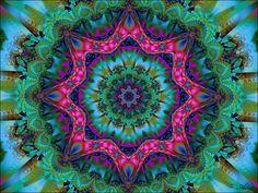 December 2013 by adrymeijer on DeviantArt Kaleidoscope Images, December 2013, Fractals, Digital Art, Tapestry, Deviantart, Decor, Mandalas, Hanging Tapestry