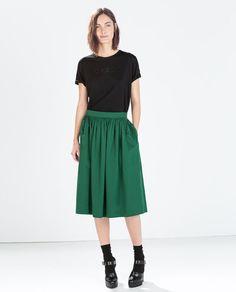 Skirts - Women | ZARA United States