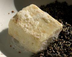 Vegan Lavendar and Grapefruit Soap