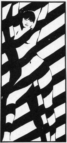 guido crepax | Tumblr Art Et Illustration, Graphic Design Illustration, Graphic Art, Serpieri, Bilal, Western Comics, Ligne Claire, Morris, Art Graphique
