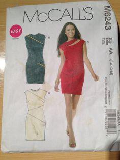 cdbd320675 McCalls Pattern 6243 Misses Evening Dresses by SplashOfLuv on Etsy