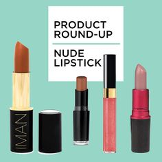 Best Nude Lipsticks for All Skin Tones