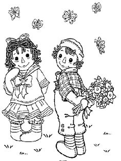 raggedy ann and andy page coloring book raggedy_ann_and_andy_coloring_pages_013