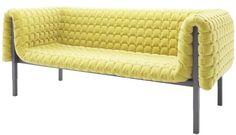 Sofa Ruche by Inga Sempe for Ligne Roset