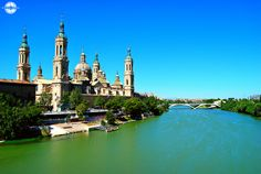 Zaragoza in Spain is a nice city to visit. It hosted the Expo 2008 and it was also a candidate to European Capital of Culture in 2012. It has plenty to see, do, eat and enjoy. Pictured here is the ...