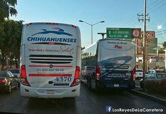 Mercedes benz Marco polo paradiso g7 135 chihuahuenses select México, volvo 9800 ómnibus de México plus 6x2