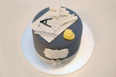 Engineering Cake, Architecture Cake, Soccer Party, Cake Pops, Birthdays, Birthday Cake, Cooking, Desserts, Gifts