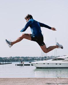 """""""Mi piace"""": 26.1 mila, commenti: 516 - Ignazio Moser (@ignaziomoser) su Instagram: """"Let's jump 🙌🏻 @asicsitalia #asics #IMoveMe #GelNimbus20 #Platinum #atletigolden"""""""