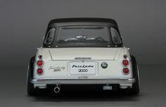 RS watanabe NISSAN Hakosuka GT-R ハコスカ 日産 C110 スカイライン