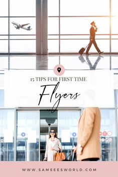 Going on a plane for the first time is an exciting experience. If you are a first time flyer you are most likely feeling a little bit anxious about everything, but fear not. These tips for first time flyers will make your first flight experience a breeze. Paris Tips, Paris Travel Tips, Travel Hacks, Travel Essentials, First Time Flyer, Travel General, See World, Travel Reviews, Traveling Tips