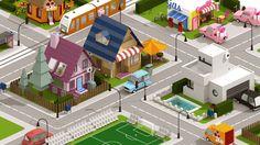 Gallery ‹ Rähn 3D isometric cityscape http://rahnblogi.tumblr.com
