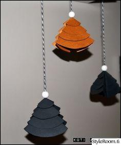 somiste,joulu,Tee itse - DIY Ceiling Lights, Pendant, Home Decor, Decoration Home, Room Decor, Hang Tags, Pendants, Outdoor Ceiling Lights, Home Interior Design