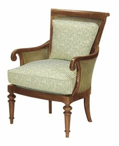 Cane Back Chair from the Mark Hampton collection by Hickory Chair Furniture Co.