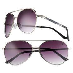 Jennifer Lopez Mansion Aviator Sunglasses - Women