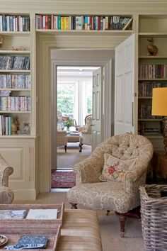 gentle country living - Sharon Santoni  Beautiful built-ins