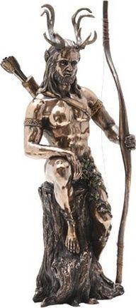 Horned Herne statue