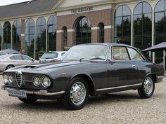 1966 Alfa Romeo 2600 Sprint Coupe