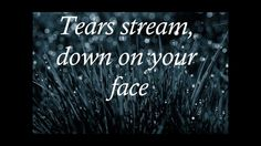 @Jamie Holloway listen...lyrics are on the video since i know you'd look them up :) 'fix you' - coldplay