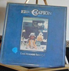 Eric Clapton Lp No Need To Cry Near Mint #BluesRockBritpopPostRock