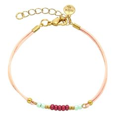 Sweet Little Beads bracelet - Mint15 | www.mint15.nl