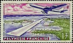 [Airmail - Papeete Airport, type M]