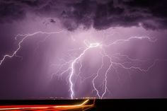 How to Photograph Lightning – the Ultimate Guide. Post and photos by Mike Olbinski. Photo: Whetstone - (Highway 90 near Whetstone, AZ 50mm, ISO 100, f/5.6, 25 sec). http://digital-photography-school.com/how-to-photograph-lightning-the-ultimate-guide/