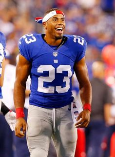 Hard to believe NFL player Rashad Jennings grew up overweight. Here he talks about what made a difference in his life.