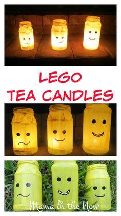 LEGO Tea Candle Ligh