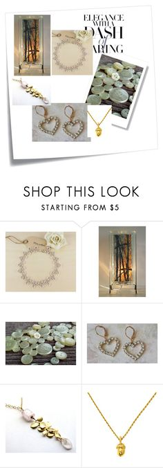 Elegance by oxysfinecrafts on Polyvore featuring Post-It
