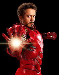 Iron Man~~~Tony Stark~~~Robert Downey Jr!!!! 3 of my most fav!!