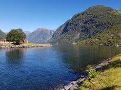#Sunnylvsfjorden in #Hellesylt, #Norway.  #fjord #FjordPhotos #nature #Norge Beautiful Photos Of Nature, Nature Photos, West Coast, Norway, River, Outdoor, Trips, Outdoors, Outdoor Games