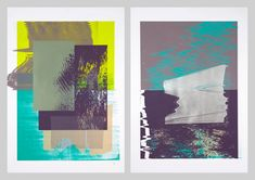 """Identity for east London art walk The Line – """"both contemporary and primitive"""""""