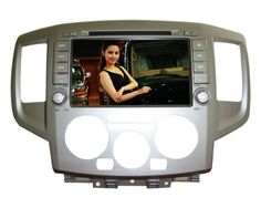 Nissan NV200 DVD Player with GPS Navigation Bluetooth  $316.52